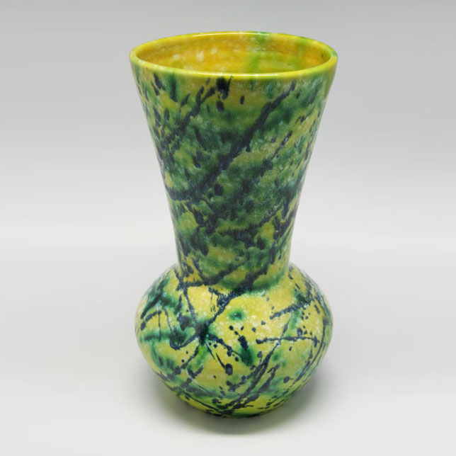 Ceramic vase  Accolay  1960