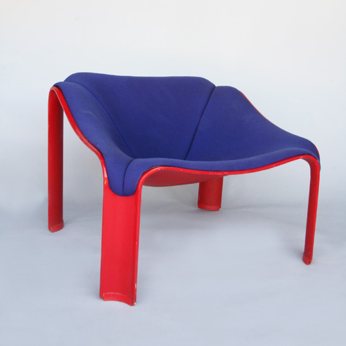 (Français) F300 chair Pierre Paulin 1970