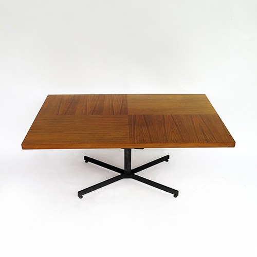 Table en noyer 1960
