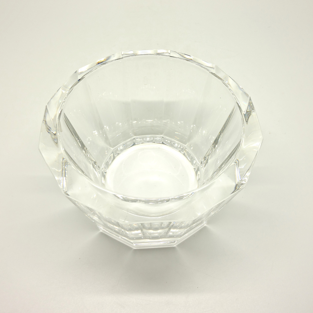 Cup crystal Orrefors 1970