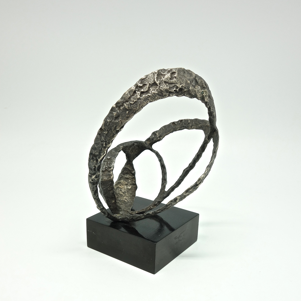 Sculpture  A. Jones 1970