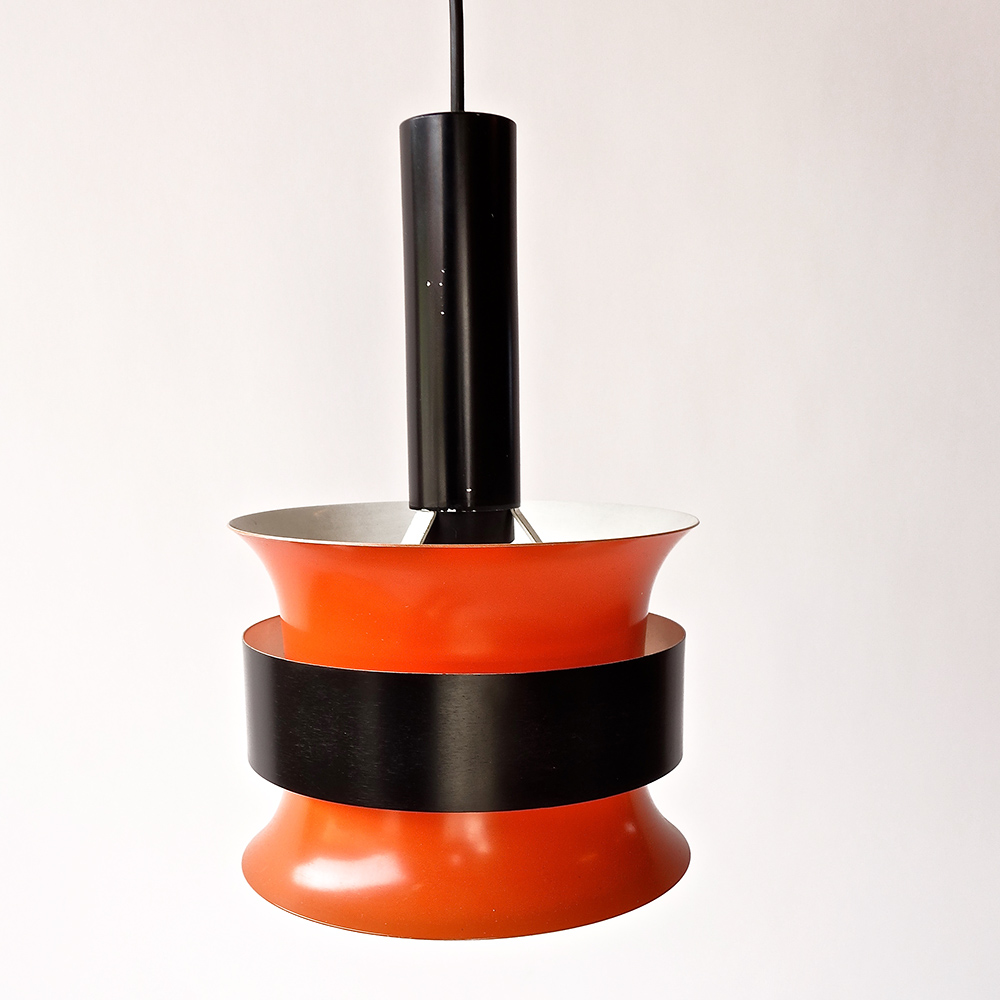 Scandinavian ceiling lamp 1960