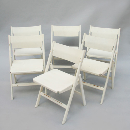 Chairs Hans Eichenberger  1960