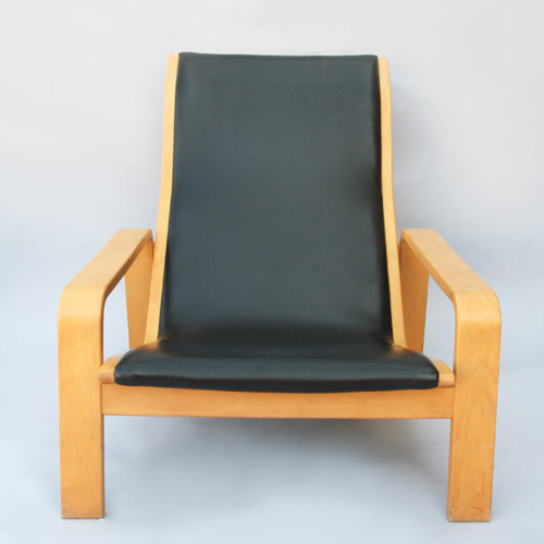 Lounge chair  Ilmari Lappalainen  1970
