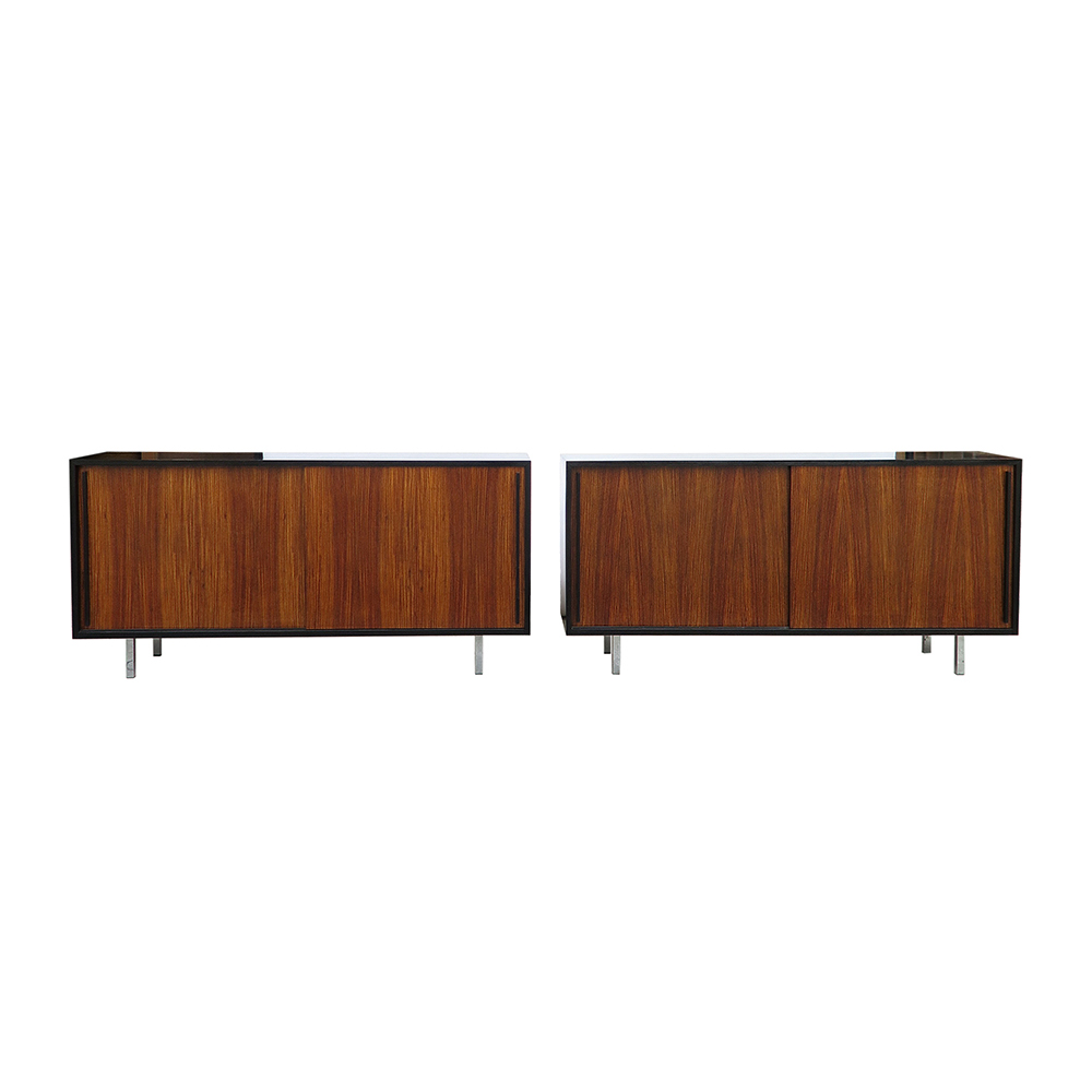 Sideboards en palissandre  swiss design  1960