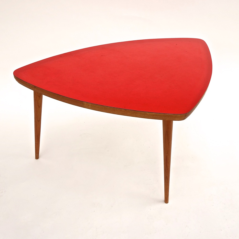 Swiss coffee table 50s