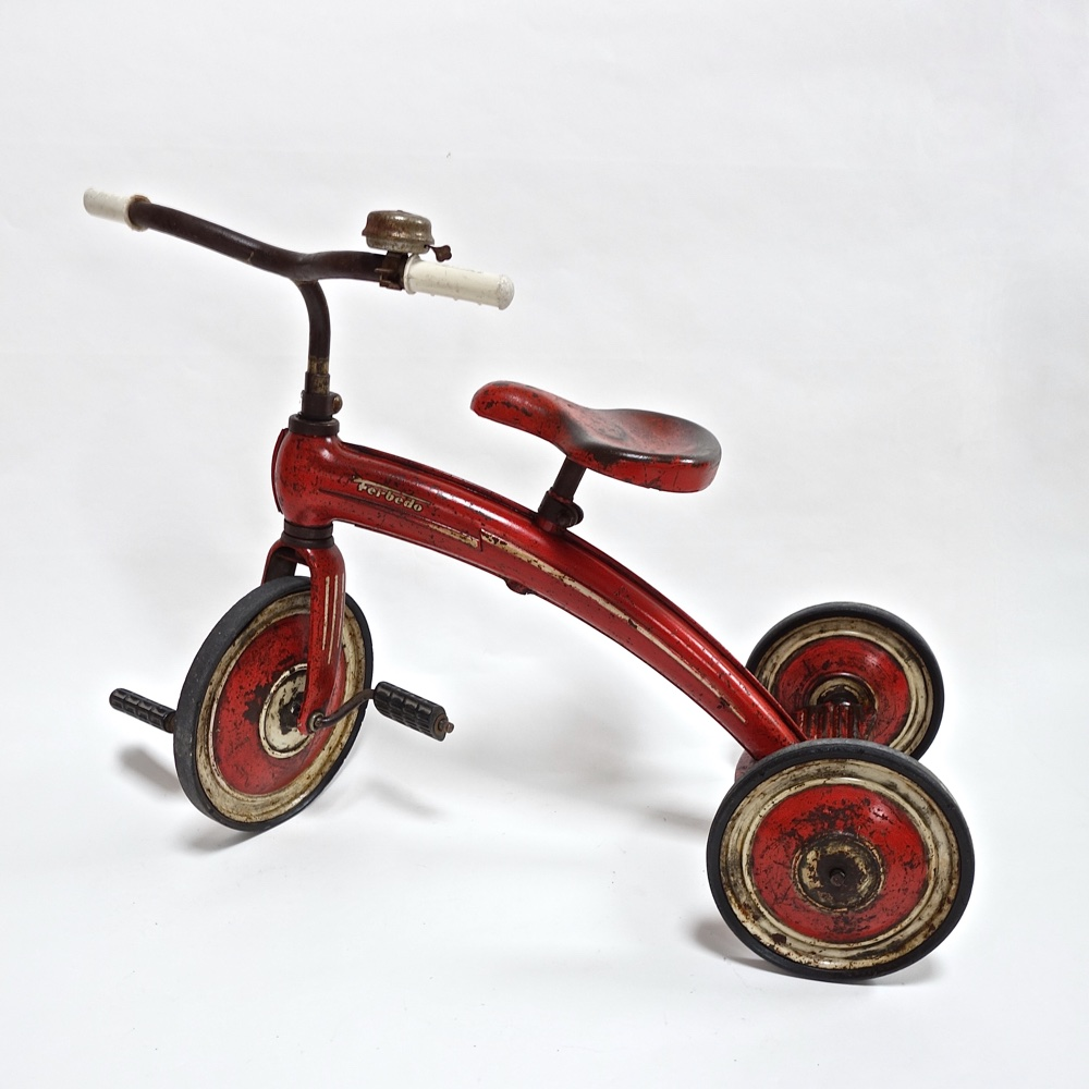 Metal tricycle  Ferbedo 1950