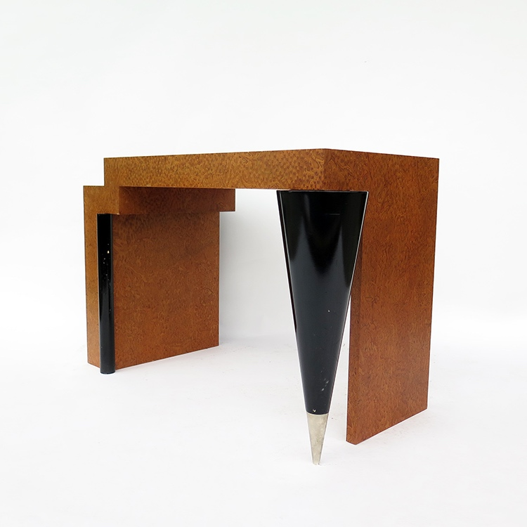 "Small desk-console  ""Memphis"" 1980"