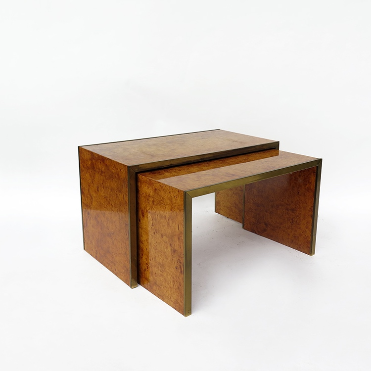 Two coffee tables 1970
