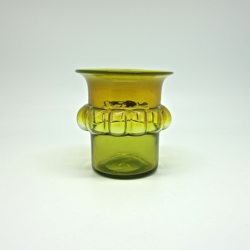 glass vase Bertil Vallien 1970