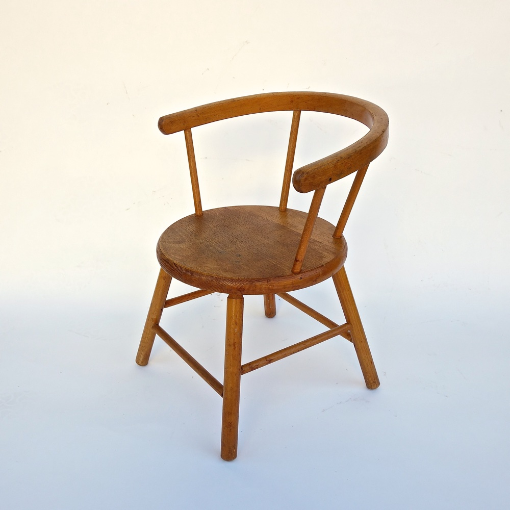 children chair  Wisa Gloria  1950