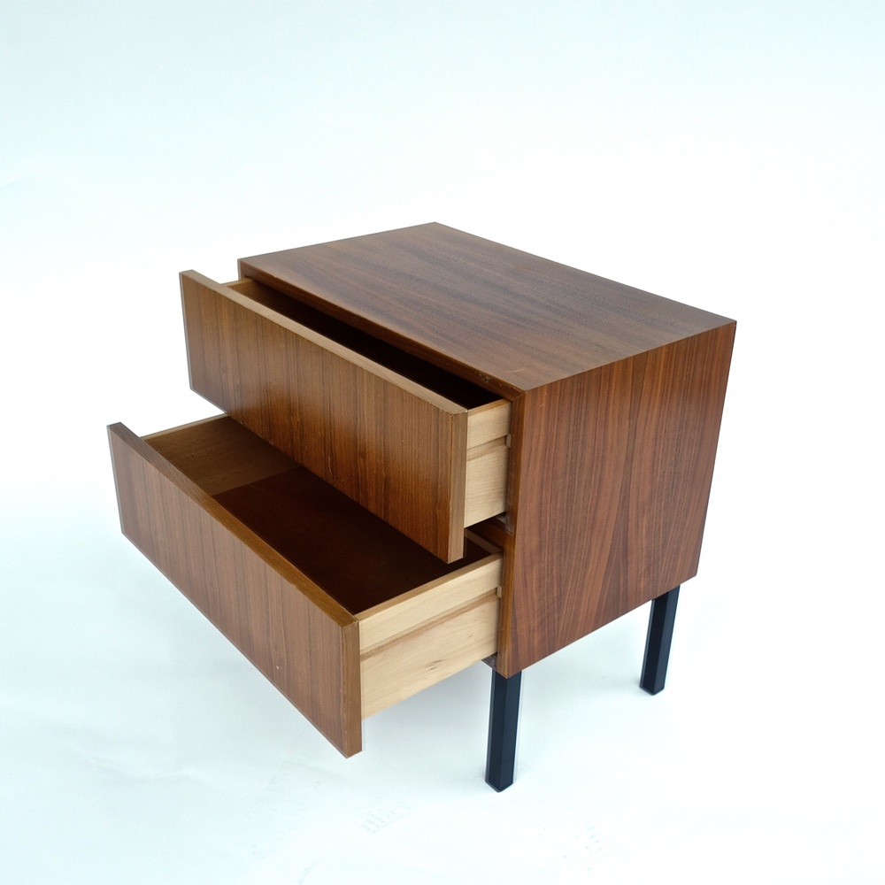 petite commode swiss design 1960