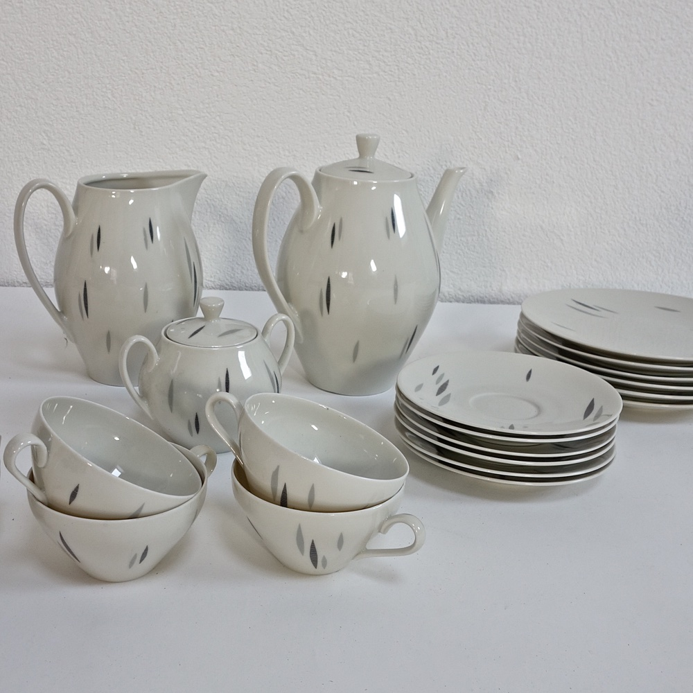 German porcelain service  1960