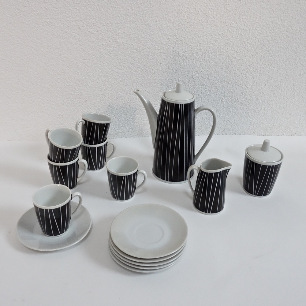 German porcelain service  1950