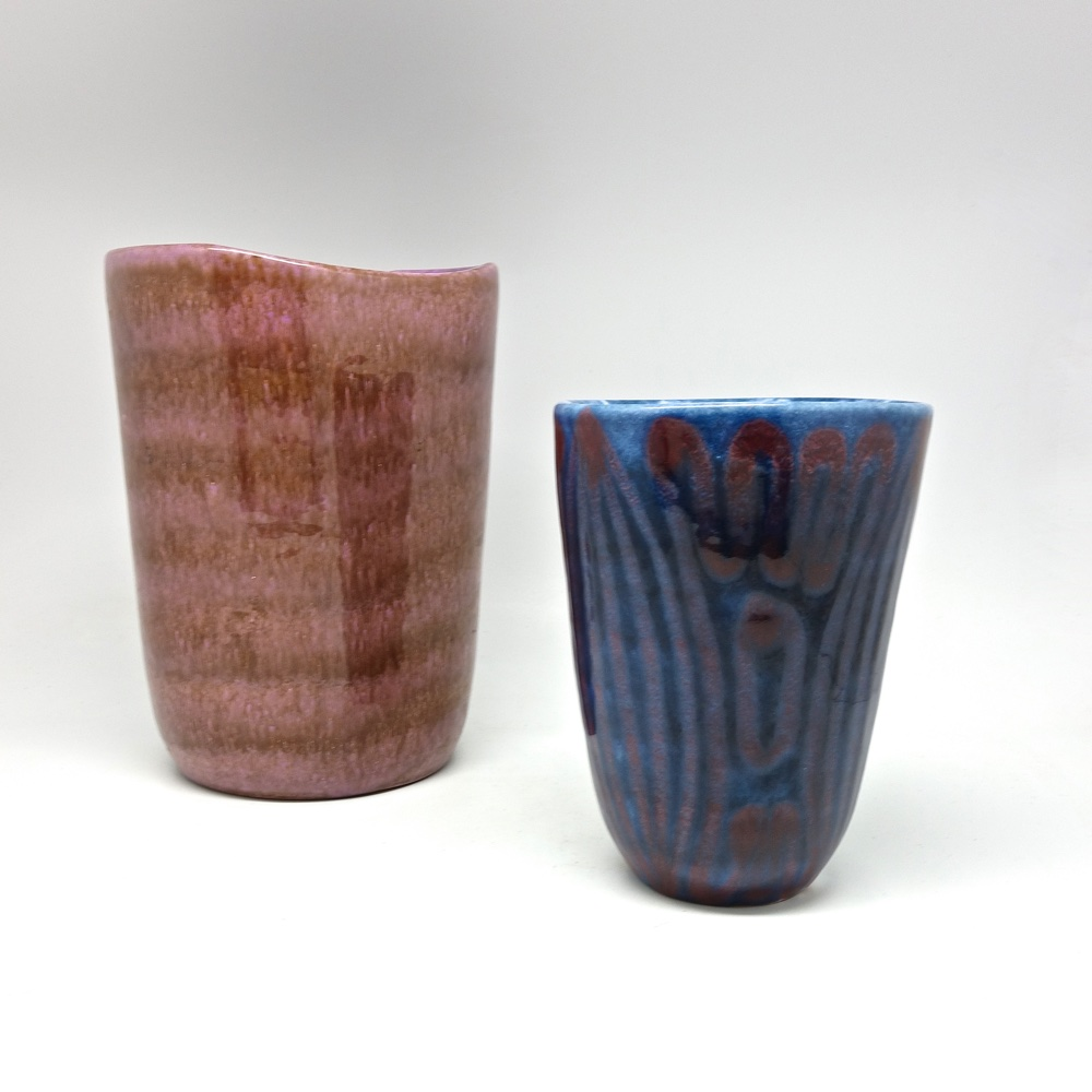 ceramic vases by André Freymond 1960