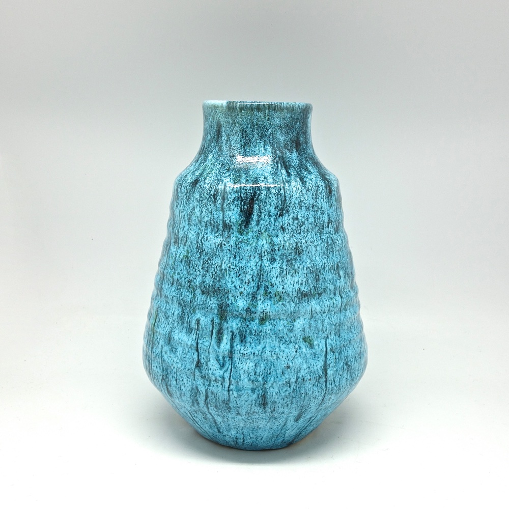 Ceramic vase by Accolay France 1960