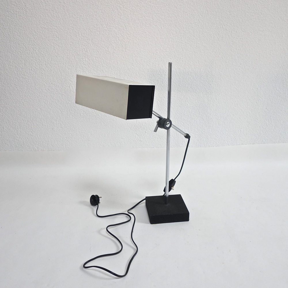 table lamp Swiss design  1950