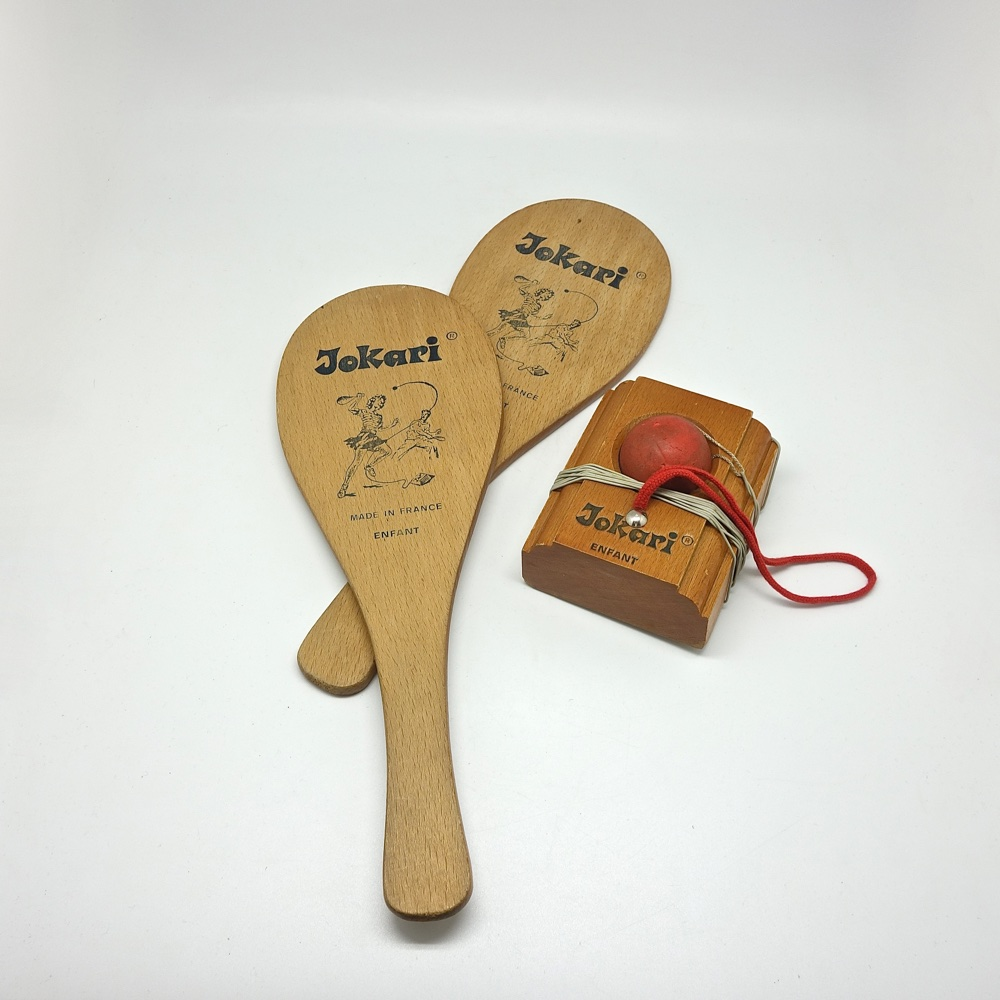 Jokari game Made in France 1950