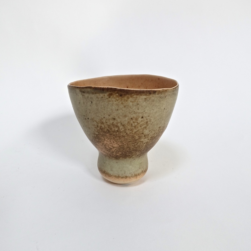 ceramic vase Gotlind Weigel 1970