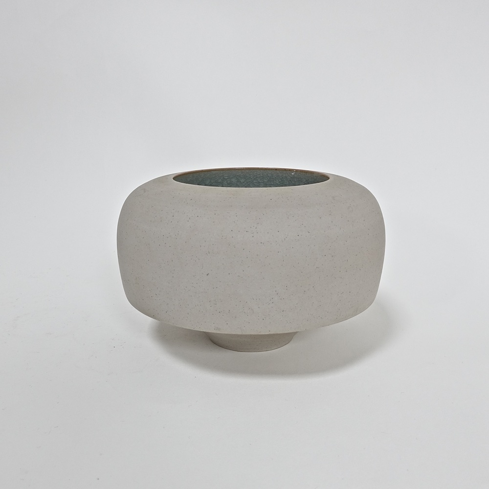 ceramic bowl Thomas Bohle 2000