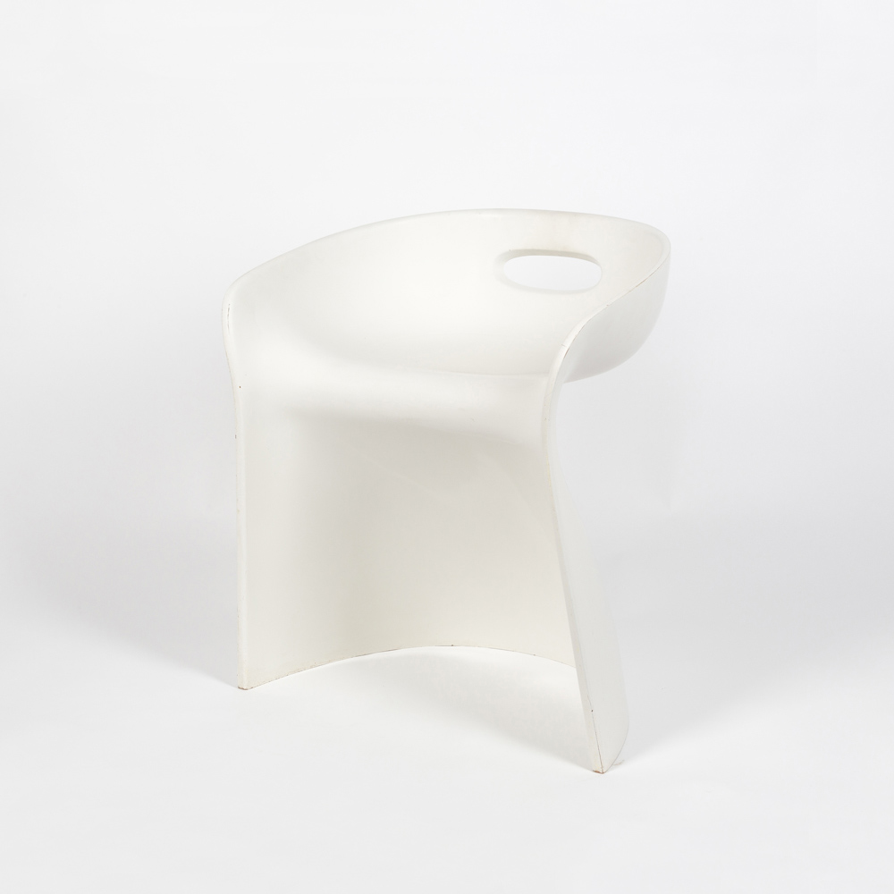 fiber chair Wilfried Staab 1974