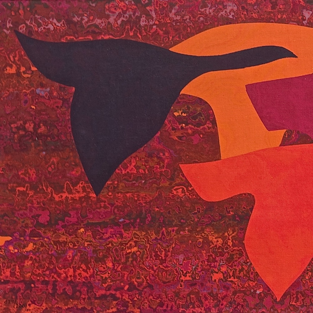 painting by Christian Müller 1971