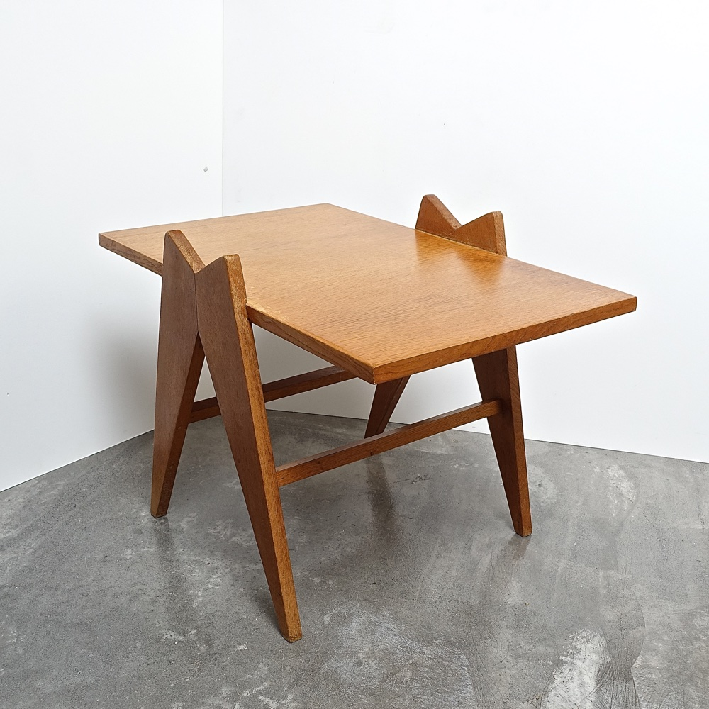 Oak coffee table 1950