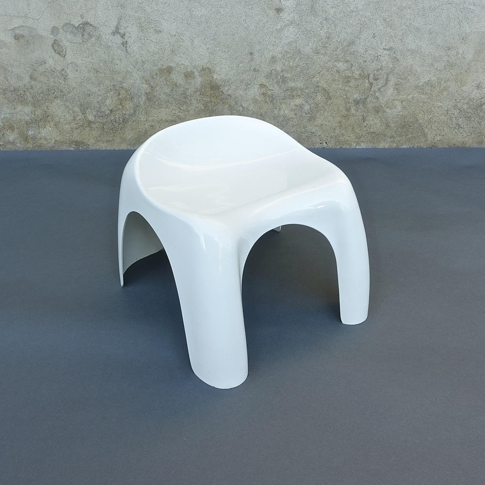 "Chair Stacy Duckes ""Efebino"" Artemide 1968"