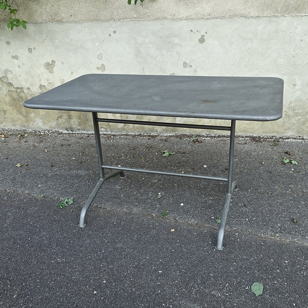 outdoor folding table attrib. Bigla 1960