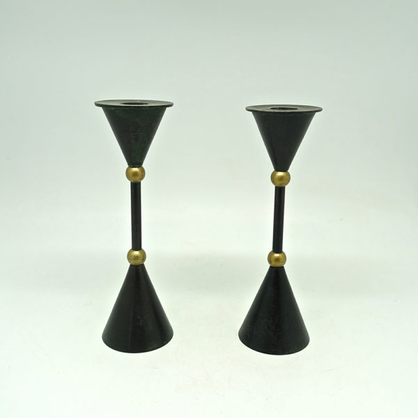 pair of candlesticks 1950
