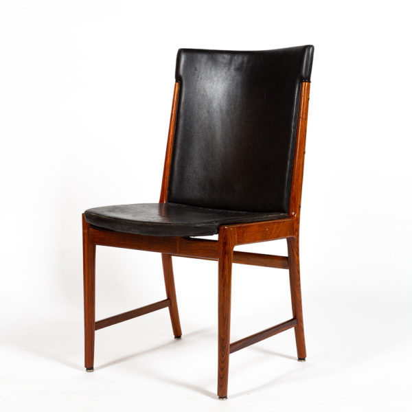 Chair by Kai Lyngfelt-Larsen edition Søren Willadsen Møbelfabrik circa 1960
