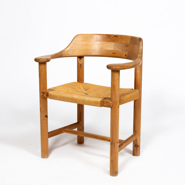 Fir tree chair by Rainer Daumiller circa 1970